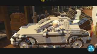 Lego Dimensions--Wii U (part 17)Back to the Future-Old West