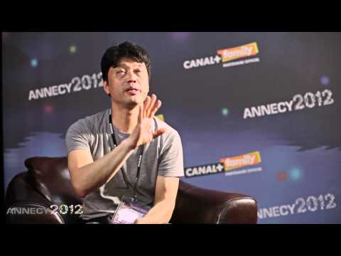 Interview de Jung / Interview with Jung, Annecy 2012