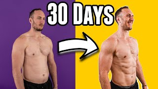30 Day Transformation - Sustainable Habits For Long Term Weight Loss