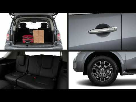 2019 Nissan Armada Video