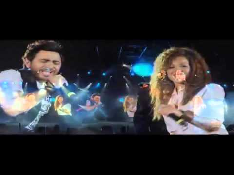 Lagu Arab Tamer Hosny Ft Aliaa Hosny English Subtitle اطمن Etman video