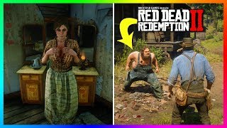 What Does The Incest Brother Do If You Watch Tammy Aberdeen Get Dressed In Red Dead Redemption 2?