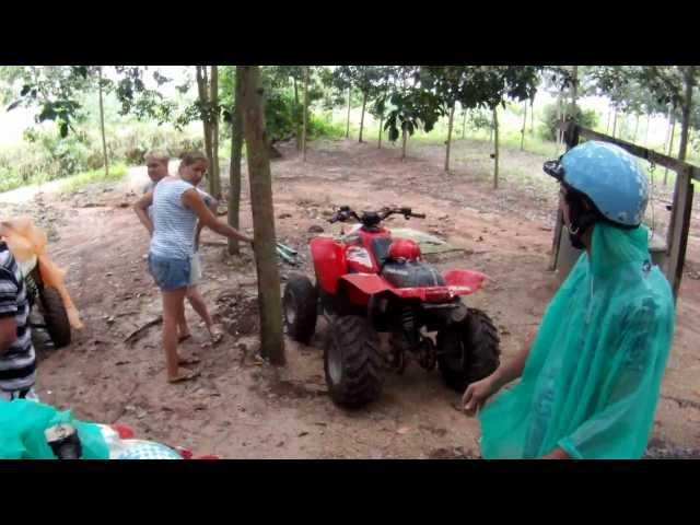 ATV Pattaya Jungle Adventures