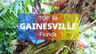 Top 14. Best Tourist Attractions in Gainesville - Florida