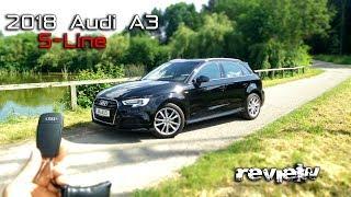 2018 Audi A3 S-Line Review & TEST DRIVE