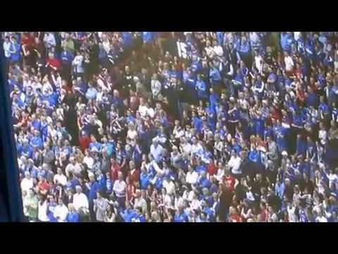 Mario Chalmers: KU Jayhawks Jersey Retirement Ceremony in Allen Fieldhouse (2.16.13)