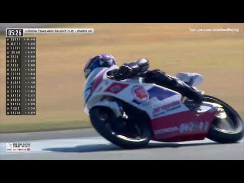 Chang International Circuit ARRC - Sunday Warm Up