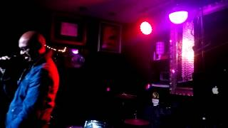 Mailon Rivera at Xen Lounge
