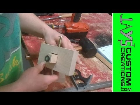 058 Trash to Treasure - Marking Gauge