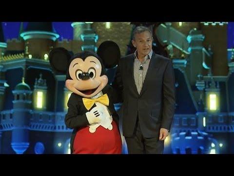 Shanghai Disneyland Set to Open in June