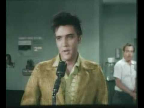 Elvis Presley - Treat Me Nice