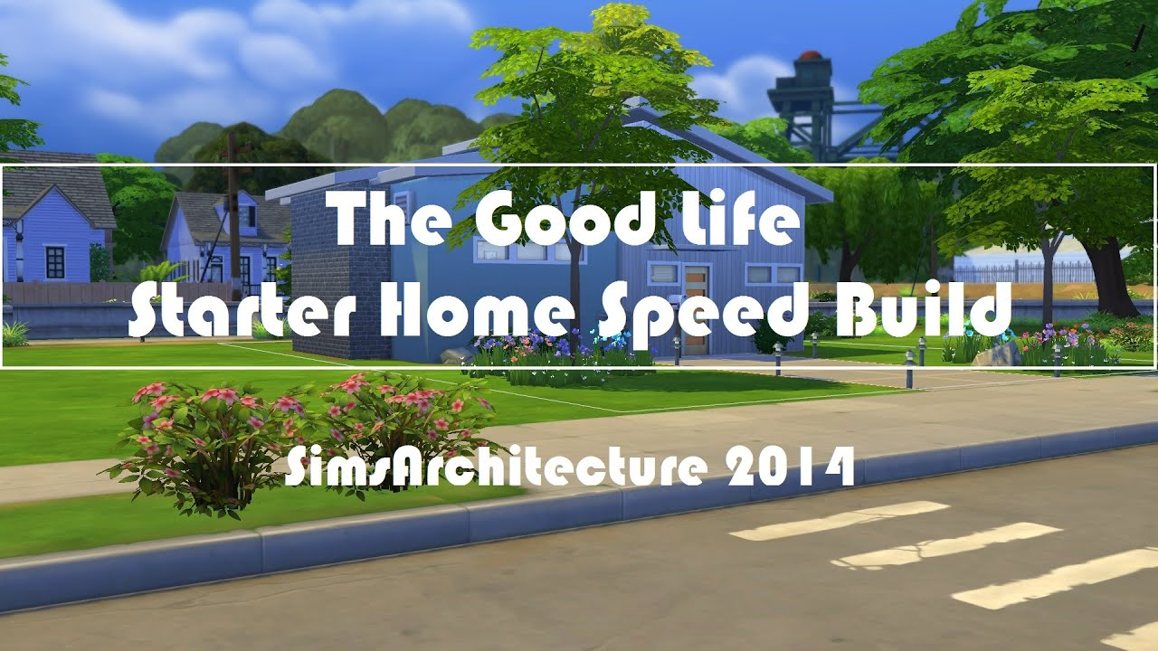 how to build really good in sims 4