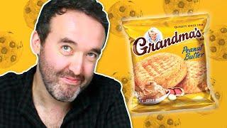 Irish People Try American Cookies