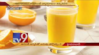 Orange juice's magical cure for obesity!