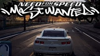 Need For Speed Most Wanted - Funny Moments, Crashes, and Fails! NFS001