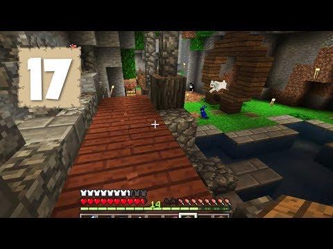 WINTERS' UNDERGROUND PLAYGROUND! - Survival Let's Play Ep.17 - Minecraft 1.2