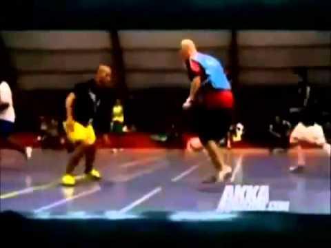 Sickest Futsal skills Freestyle