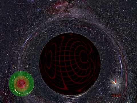 entering a black hole backwards - photo #14
