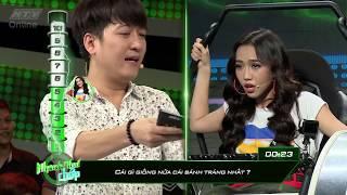 Thót tim nghe Diệu Nhi vượt qua từng câu hỏi | HTV NHANH NHƯ CHỚP | NNC #10 | 9/6/2018
