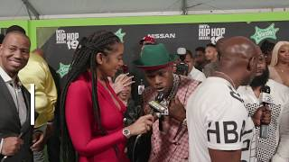 BET Hip-Hop Awards 2019: Bri Renee & Da Baby