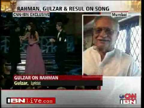 Gulzar says Rahman is the man, refuses credit for self