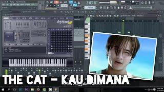 The Cat - Kau Dimana (Karaoke) FL Studio