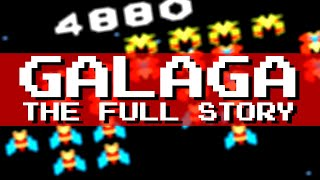 The History of GALAGA | Retro Arcade Documentary