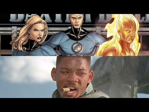 THE FANTASTIC FOUR & INDEPENDENCE DAY 2 Release Dates Pushed