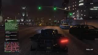 Grand Theft Auto V escape