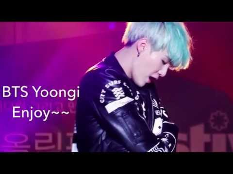 Yoongi BTS Sexy (Hip Thrusts)
