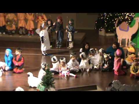Рождественская постановка