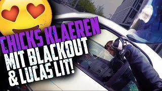 CHICKS KLÄREN mit BLACKOUT & LUCAS LIT! | MotoVlog