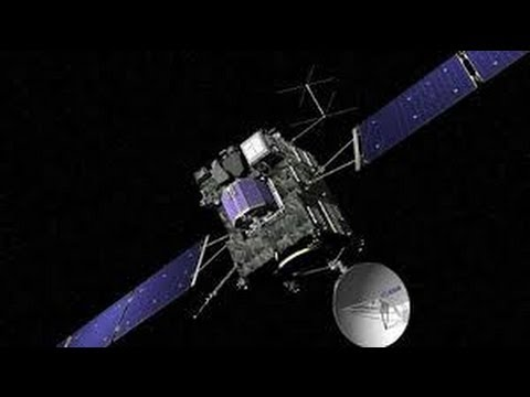 Space Probe to Land on Comet