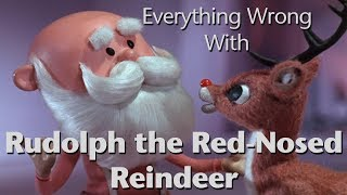 Everything Wrong With Rudolph the Red-Nosed Reindeer (Fanmade CinemaSins Parody)