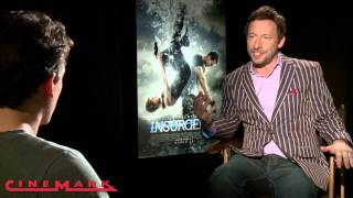 Special Interview with Insurgent Cast - Cinemark