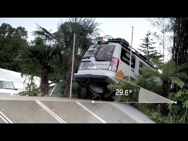 Land Rover Discovery 4 - the One Millionth Discovery - YouTube