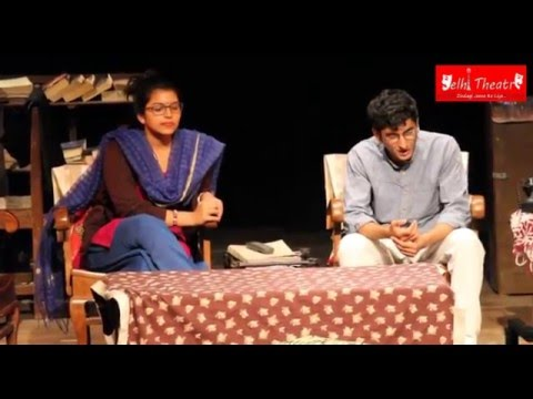"""Jazba Theatre Group Presents """"Kirayedaar""""l  Dir. By Anurag Dass Mathur l Alliance16 l"""