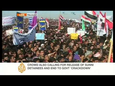 Anti-Maliki protests continue in Iraq