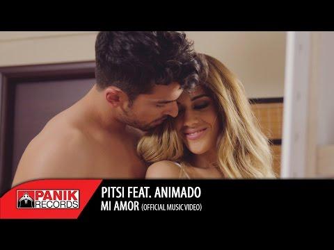 Pitsi feat. Animado Mi Amor pop music videos 2016