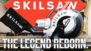NEW SKILSAW MITER SAW THAT YOU DON'T KNOW ABOUT!
