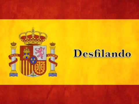 Marchas Militares de España - Desfilando