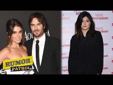 Ian Somerhalder & Nikki Reed JUNE Wedding Details & Kylie Jenner PREGNANT? (RUMOR PATROL)