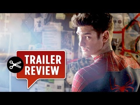 Instant Trailer Review - The Amazing Spider-Man 2 (2014) - Andrew Garfield Movie HD