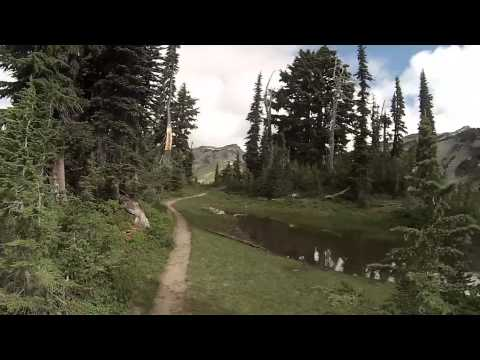 GoPro Hiking - Packwood, WA