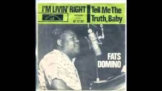 Watch Fats Domino Tell Me The Truth Baby video
