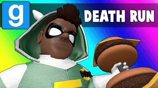Gmod Death Run Funny Moments - Vanoss Superhero School Training! (Garry's Mod)