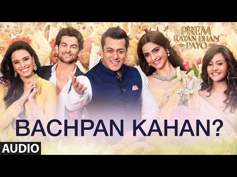 Prem Ratan Dhan Payo - Full HD Video Song - Dailymotion