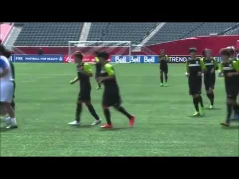 Germany vs. Thailand [Women's World Cup]