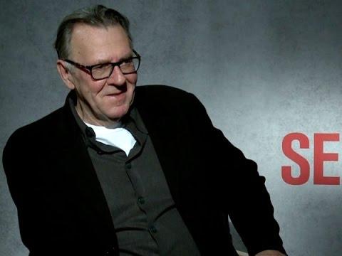 Tom Wilkinson and Tim Roth Talk 'Selma'