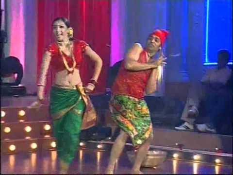 Shveta Salve & Longi - Koli Folk Dance * Jhalak Dikhlaja * Season...
